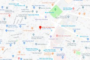 bản đồ thùng giấy Tân Bình