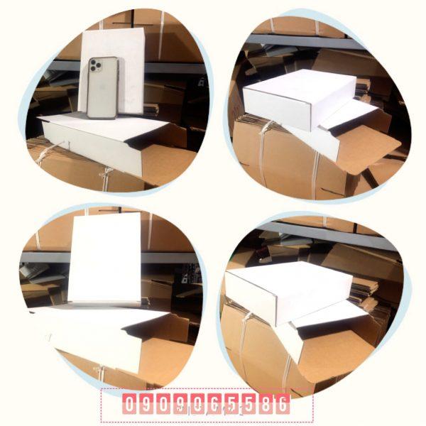 Hộp giấy size 20x15x5cm